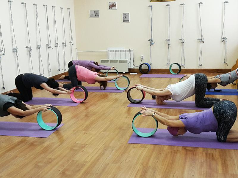 О пользе утренних практик йоги