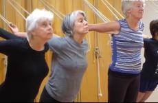 йога 50+, йога для старшего поколения