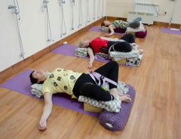 Индивидуальные занятия по йоге в москве